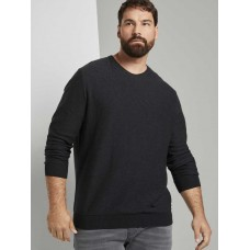 gerippter Pullover 1025382QHE